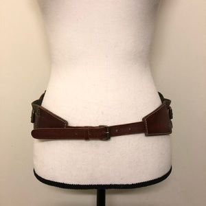 Special fanny pack alternative belt